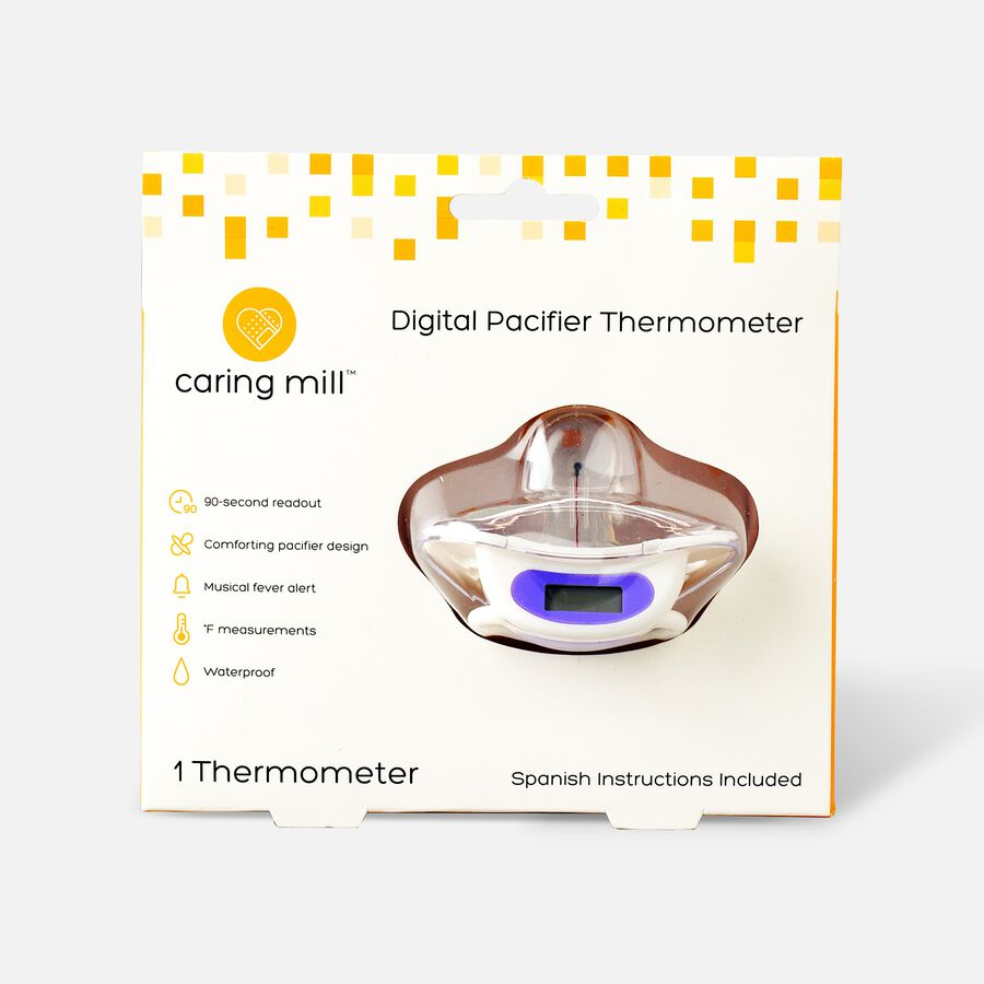 Caring Mill® Digital Pacifier Thermometer, , large image number 0