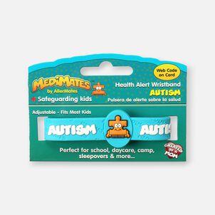 AllerMates Children's Allergy Alert Bracelet - Autism