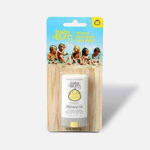 Baby Bum SPF 50 Mineral Sunscreen Face Stick, .45 oz