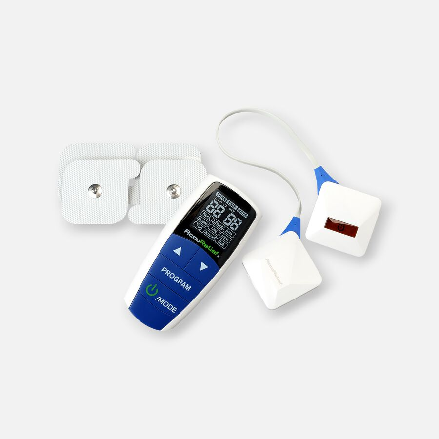 AccuRelief Wireless 3-in-1 Pain Relief Device, , large image number 0
