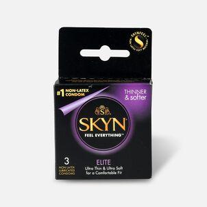 LifeStyles SKYN Elite Non-Latex Condoms