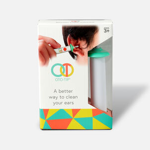 Clear Ear OTO-Tip Soft Spiral Earwax Cleaner
