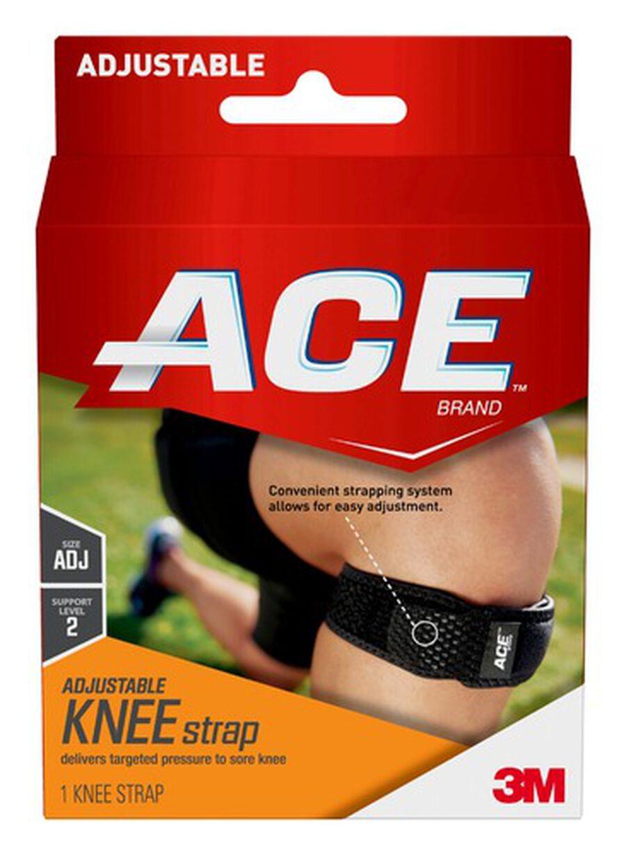 ACE Adjustable Knee Strap, , large image number 2