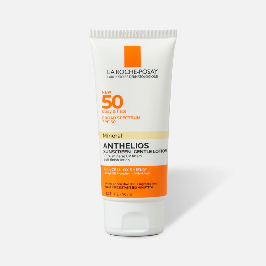 La Roche-Posay Anthelios Gentle Lotion Mineral Sunscreen, SPF 50, , large image number 0