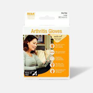 IMAK Arthritis Gloves, Large, 1 Pair