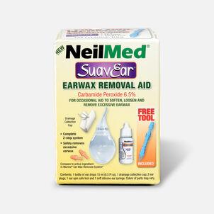 NeilMed SuavEar Ear Wax Removal Aid