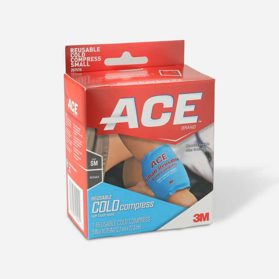 "Ace Reusable Cold Compress 5"" X 10"", 1 ea, , large image number 2"