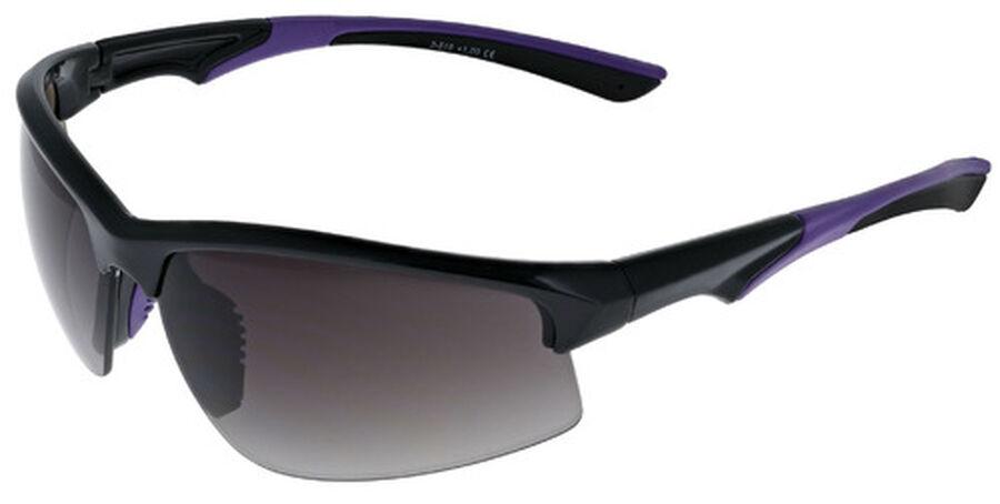 Sunreader - KADEN, +2.50, Shiny Black with Purple, , large image number 0