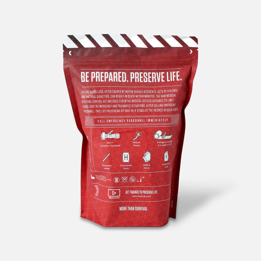 SAM Medical Bleeding Control Kit w/ Tourniquet, Basic, Non-Vacuum Packed, , large image number 1