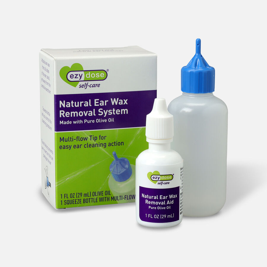 Physician's Choice All Natural Deluxe Ear Wax Removal System, 1 fl oz, , large image number 2