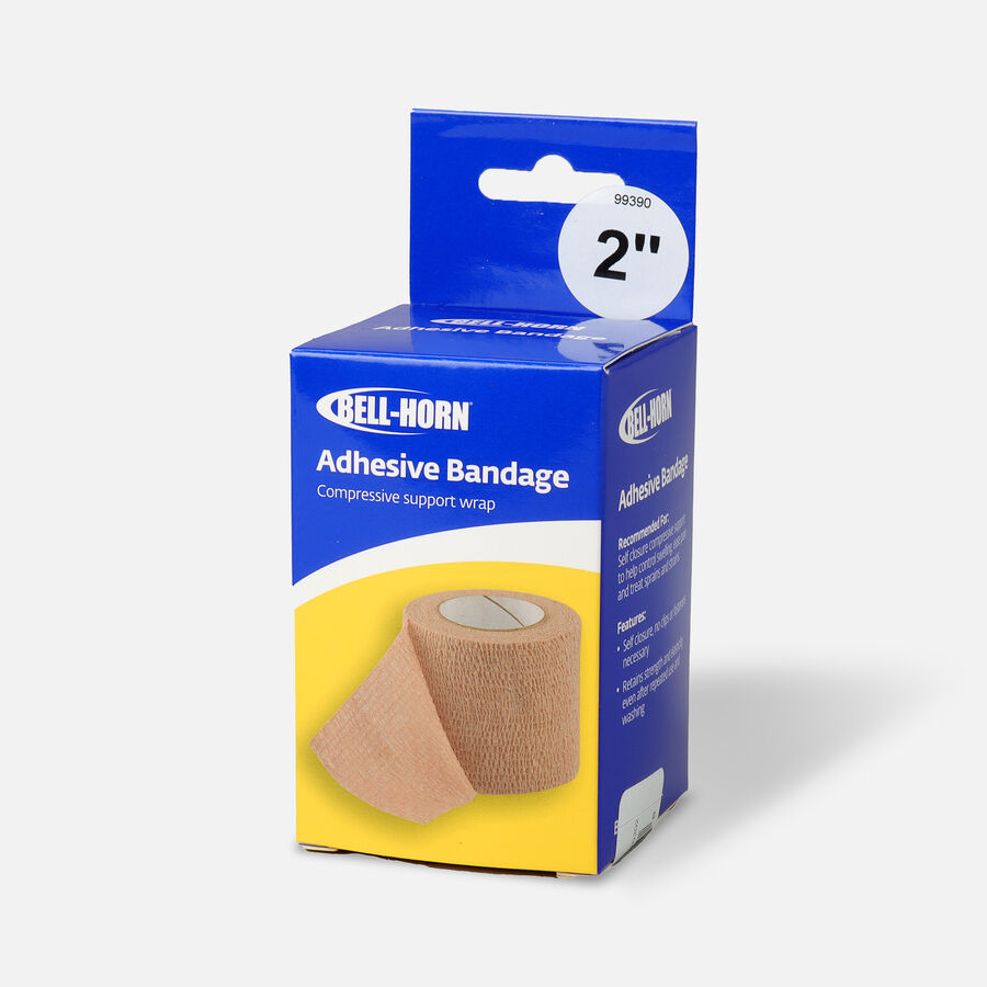 """Bell-Horn 2"""" Brace Yourself for Action Adhesive Bandage, , large image number 2"""