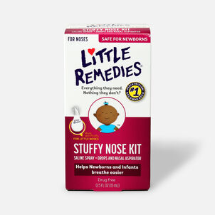 Little Noses Stuffy Nose Kit, 1 kit
