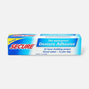 SECURE Denture Adhesive Original 1.4oz