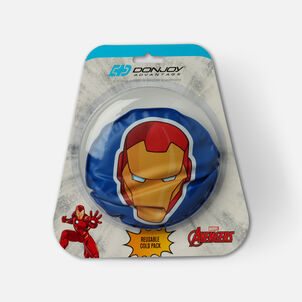 DonJoy Marvel Reusable Cold Pack - Iron Man