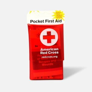 American Red Cross Pocket First Aid Kit