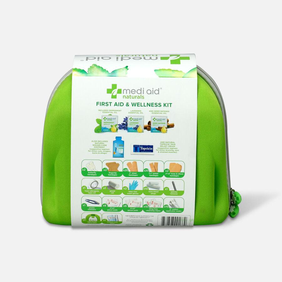 Mediaid First Aid & Wellness Kit, , large image number 2