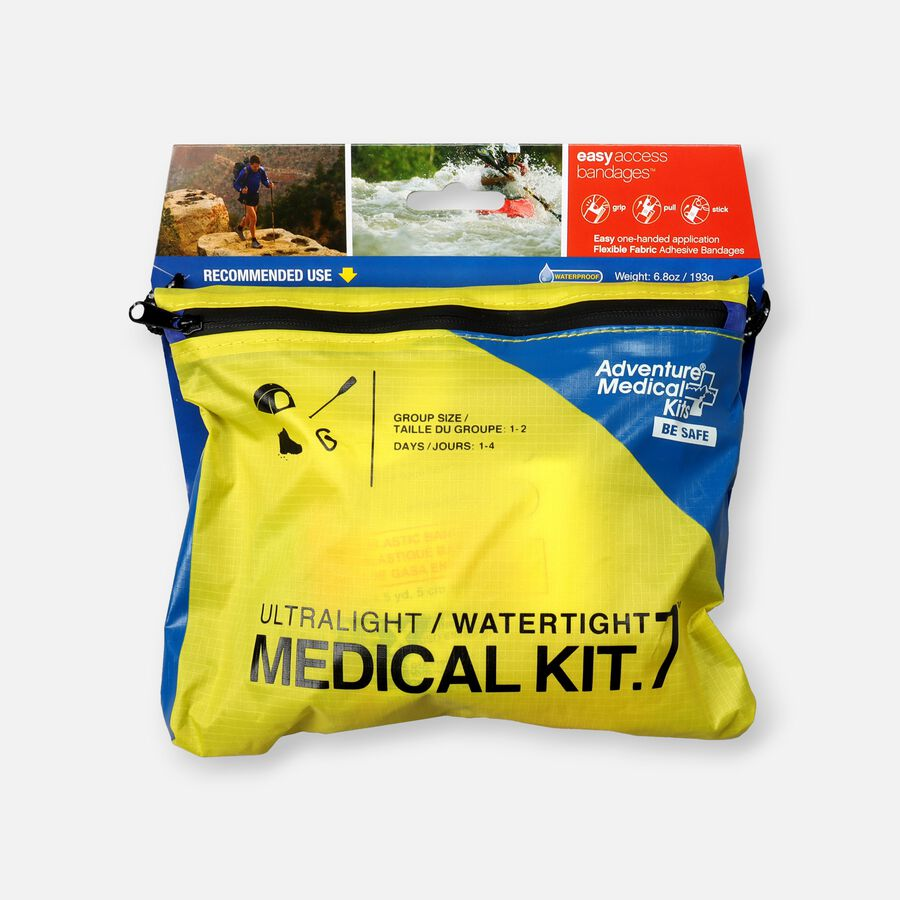 Adventure Medical Kits Ultralight Water-Tight, Ultralight Series .7, 1 ea, , large image number 0