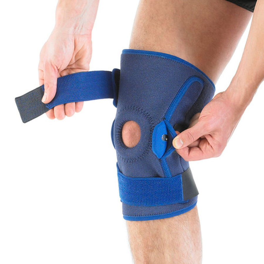 Neo G Hinged Open Knee Support, One Size, , large image number 2