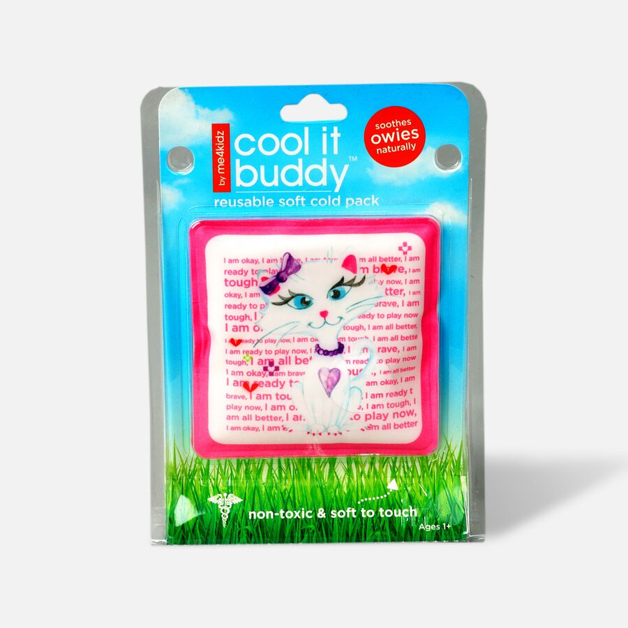 Cool It Buddy Reusable Soft Cloth and Cold Pack, , large image number 1