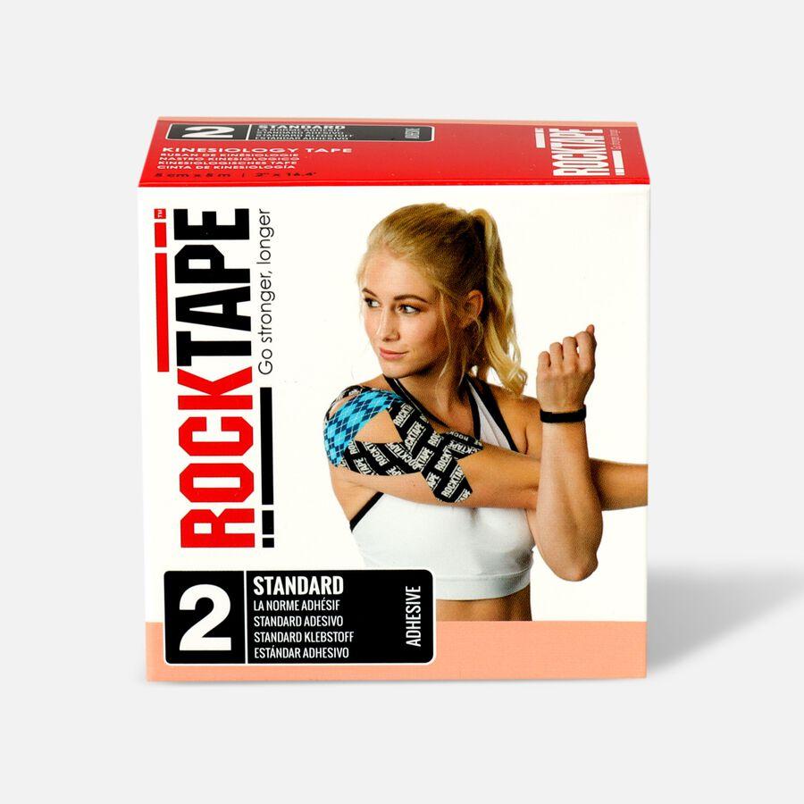 RockTape Standard Roll, Beige, 2 in x 16.4 ft, Beige, large image number 0