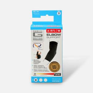 Neo G Airflow Elbow Support, Black
