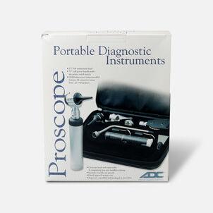 Otoscope Ophthalmoscope Diagnostic Set, 2.5V