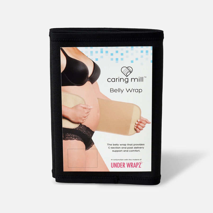 Caring Mill® Belly Wrap by Under Wrapz, , large image number 4