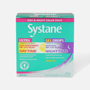 Systane Day & Night Value Pack