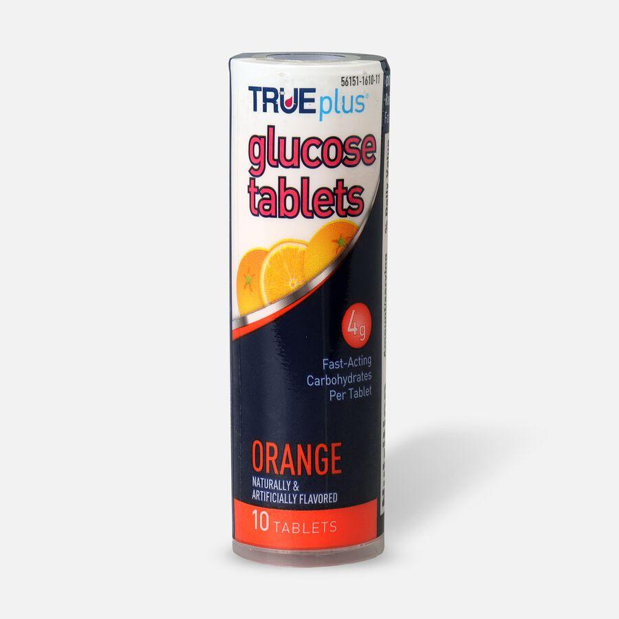 TRUEplus Glucose Tab 10ct- Orange, , large image number 0