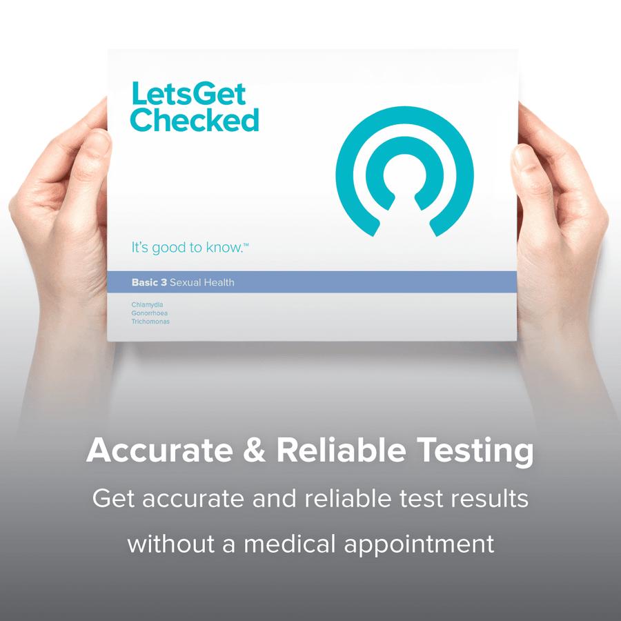 LetsGetChecked Basic 3 STD At Home Test, , large image number 7