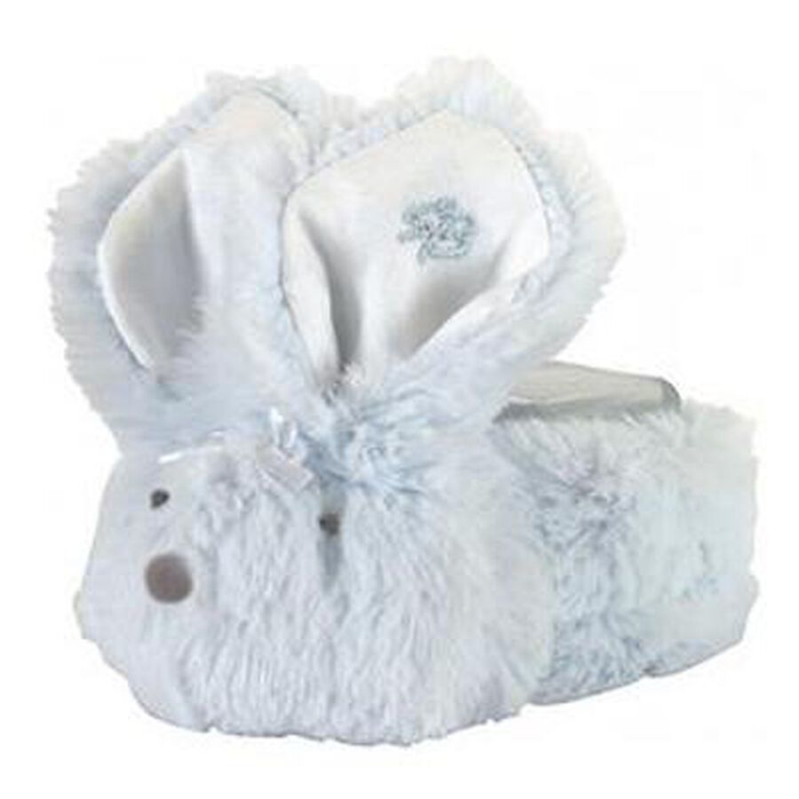 Boo-Bunnie Comfort Toy, Long Hair Blue, , large image number 0
