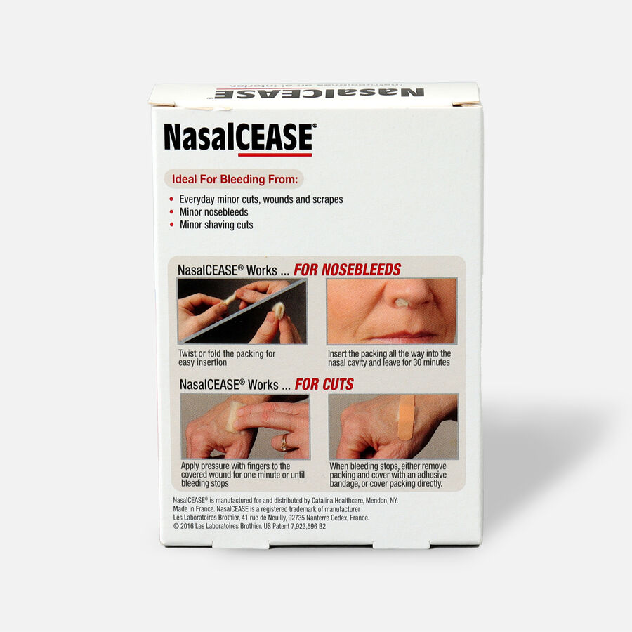 NasalCEASE Nosebleed Packing - 5ct, , large image number 1