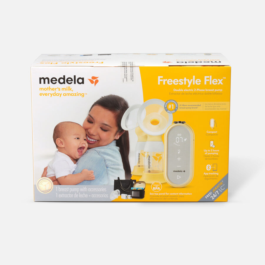 Medela Freestyle Flex Double Electric Breast Pump, , large image number 1