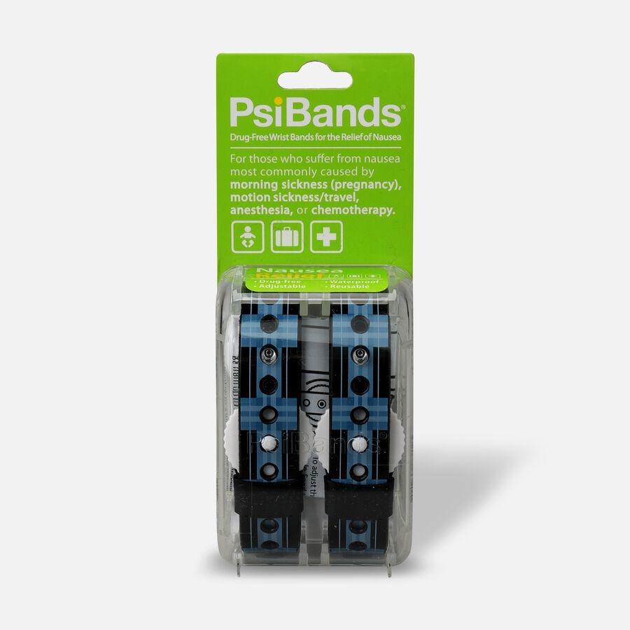 Psi Bands Nausea Relief Wrist Bands - Fast Track, , large image number 0