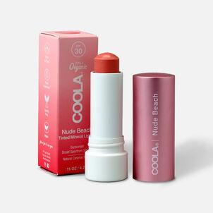 Coola Mineral Liplux SPF 30 Nude Beach Lip Balm, .15 oz.