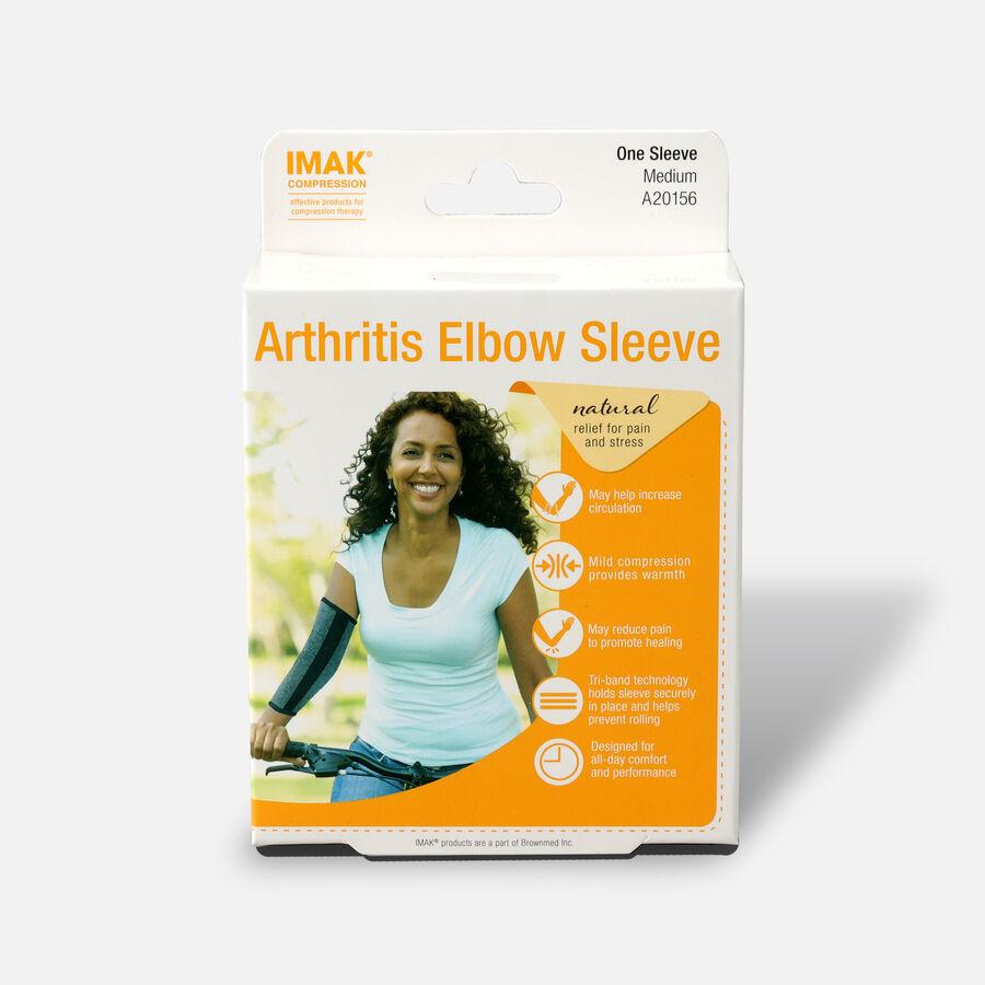 IMAK Compression Arthritis Elbow Sleeve, , large image number 0