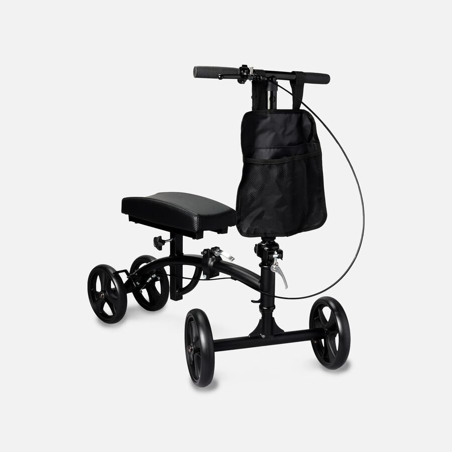 """Cardinal Health Steerable Knee Scooter with 8"""" Wheels, , large image number 0"""
