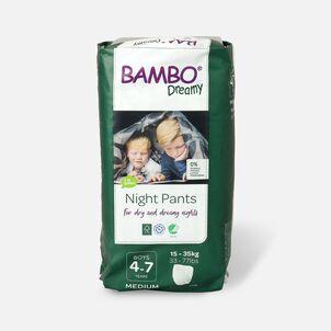 Bambo Dreamy Night Pants, Boys, 4-7 Years, 10ct
