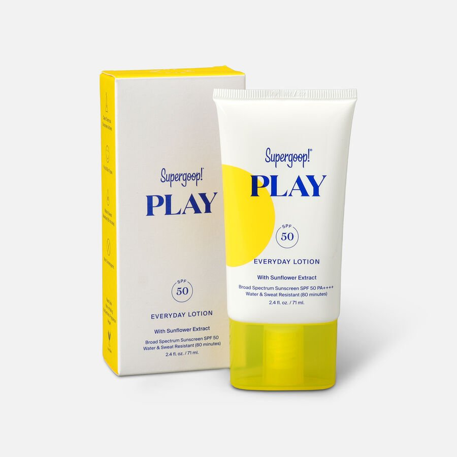 Supergoop! PLAY Everyday Lotion SPF 50 with Sunflower Extract, , large image number 1