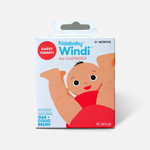 Fridababy The Windi Gas & Colic Relief, 10 ea.