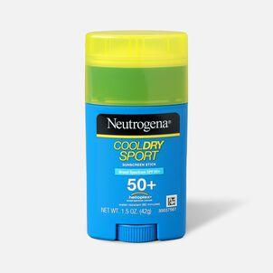 NEUTROGENA® COOLDRY SPORT Stick Broad Spectrum SPF 50+, 1.5 Oz.