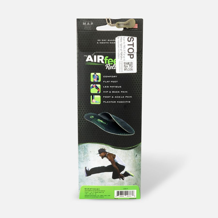 Airfeet Relief Insole, S/M, , large image number 1