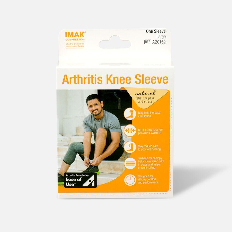 IMAK Compression Arthritis Knee Sleeve, , large image number 3