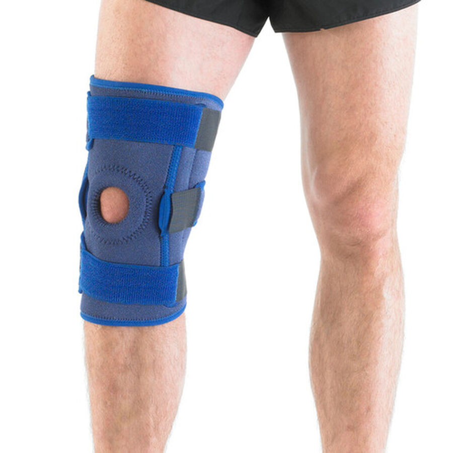 Neo G Hinged Open Knee Support, One Size, , large image number 4
