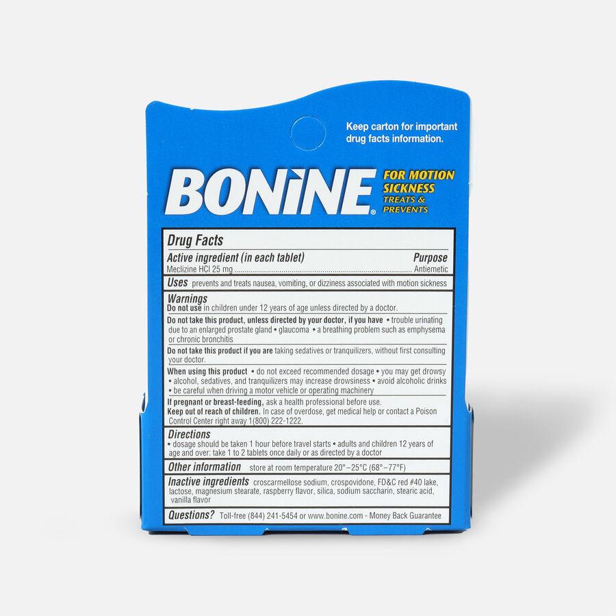 Bonine Travel Pack for Motion Sickness, 12 ct, , large image number 1