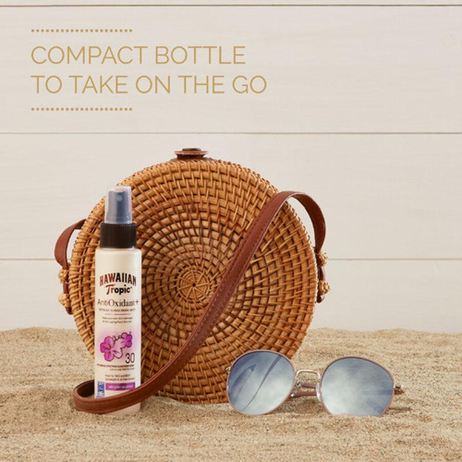 Hawaiian Tropic Antioxidant+ Sunscreen Mist SPF 30, 3.4oz., , large image number 3