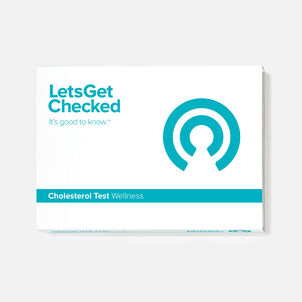LetsGetChecked At-Home Cholesterol Test