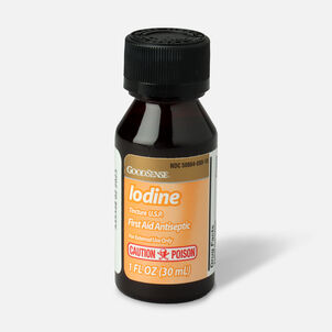 GoodSense Iodine Ticture 2%, 1 oz