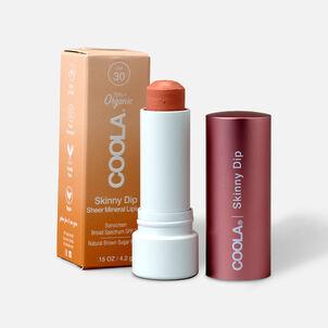 Coola Mineral Liplux SPF 30 Skinny Dip, 0.15 oz