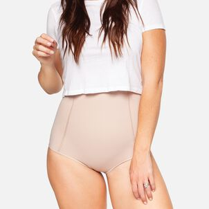 Belly Bandit Postpartum Recovery Panty, Nude, Size Small
